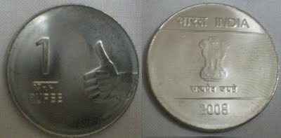 Current Coins in Circulation Among the Republic of India - A FREE