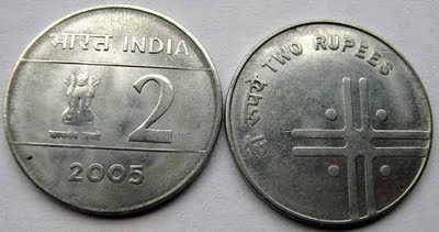 Current Coins in Circulation Among the Republic of India - A